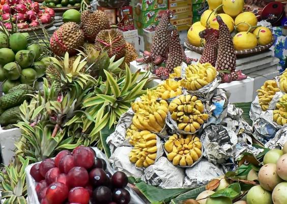 Explorer les marchés vietnamiens