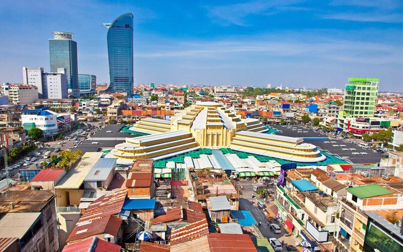 Un peu d'histoire : les monuments à voir à Phnom Penh