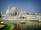 Le temple Blanc, Chiang Rai
