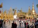Yangon rangoon pagode