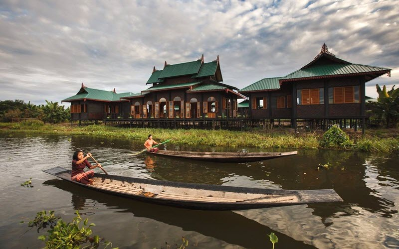 Inle Heritage Hotel