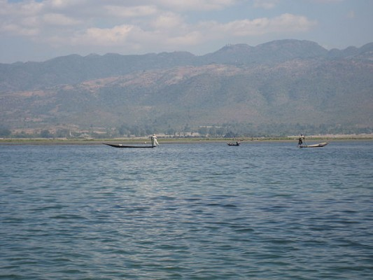 Jour 10 - Inle : Le lac Inle