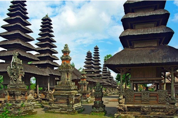 Jour 3 - Ubud : Le temple de Tanah Lot