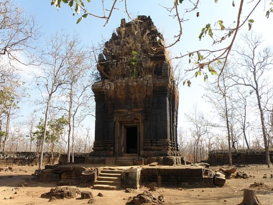 Jour 8 - Preah Vihear : Les temples classes à l'Unesco