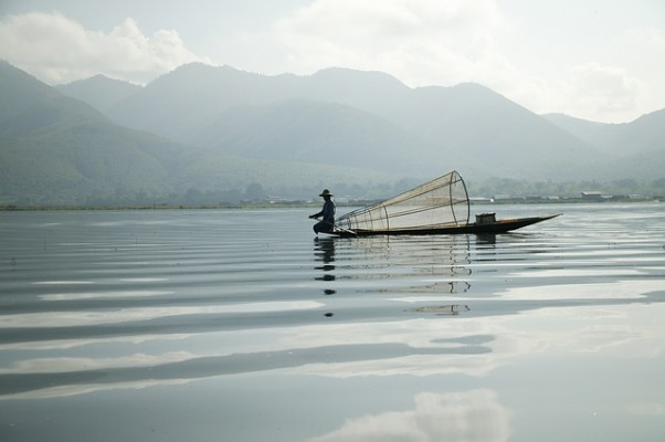 Jour 8 - Inle : Le lac Inle